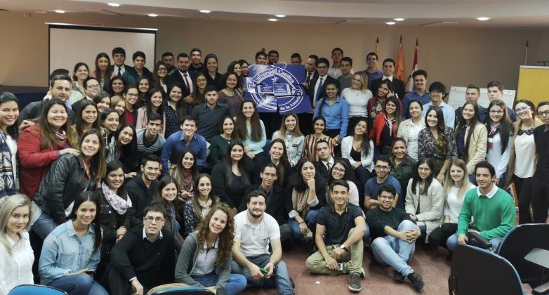 Histórico encuentro nacional de representantes estudiantiles de la UC