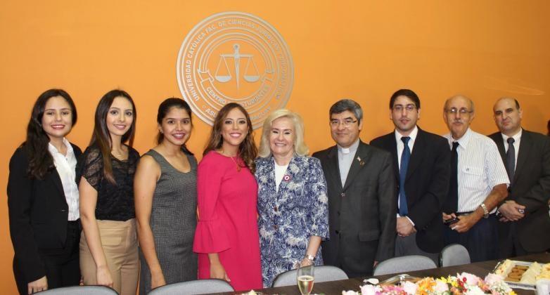 Inauguran Oficina del Centro de Estudiantes de Derecho en Sede Central