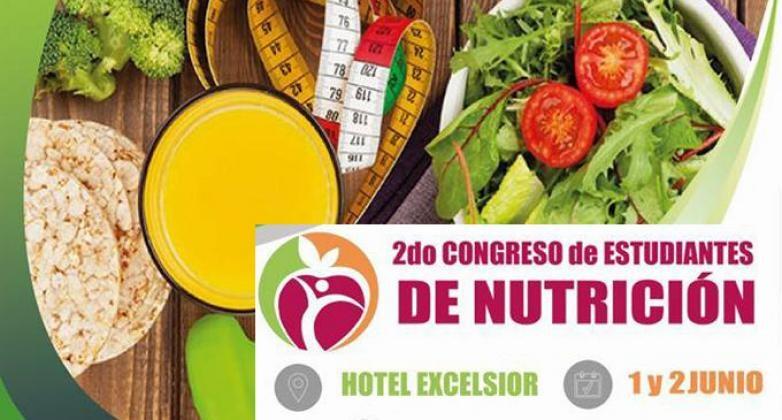 Lanzan Segundo Congreso de Estudiantes de Nutrición – UC