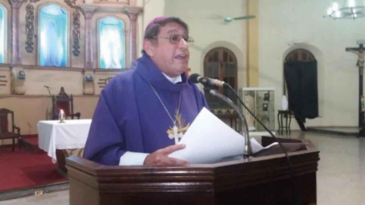 Mons. Ricardo Valenzuela, Ordinario de Caacupé