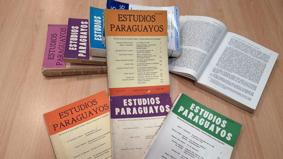 CEADUC presenta Revista de Estudios Paraguayos