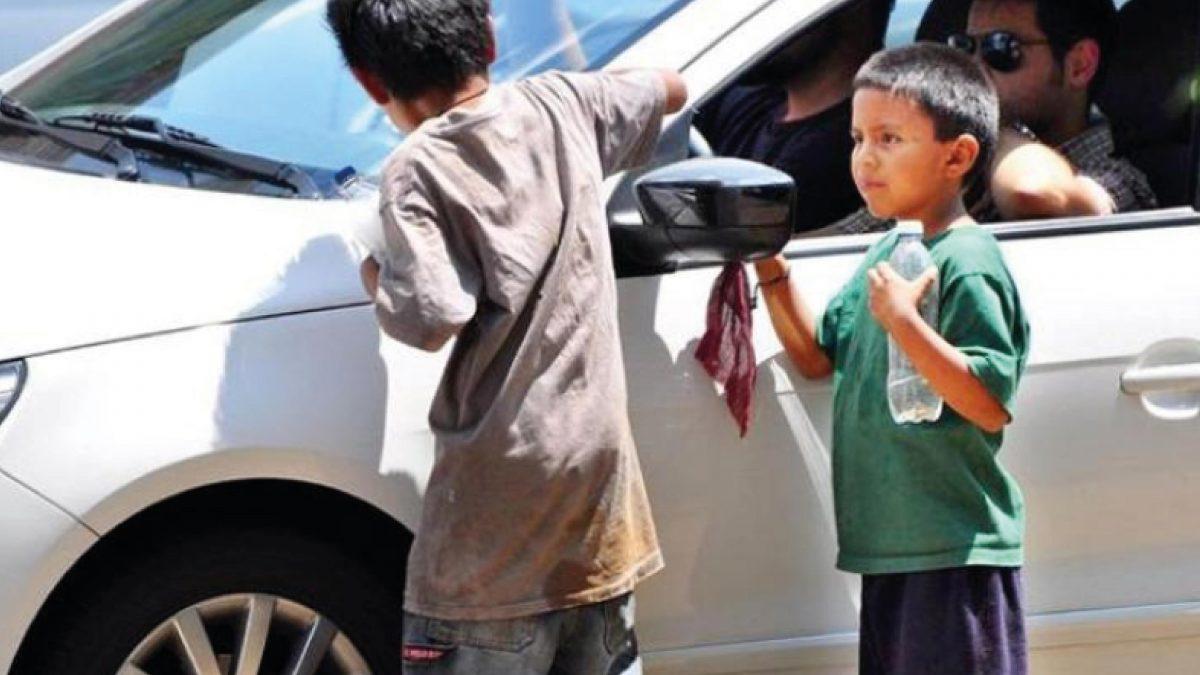 Estudio revela que subocupación laboral hace que 40% de niños viva en pobreza