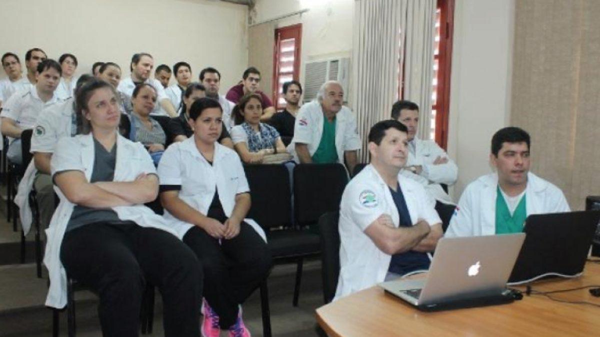 ¿Cómo un médico paraguayo enfrenta la violencia social?