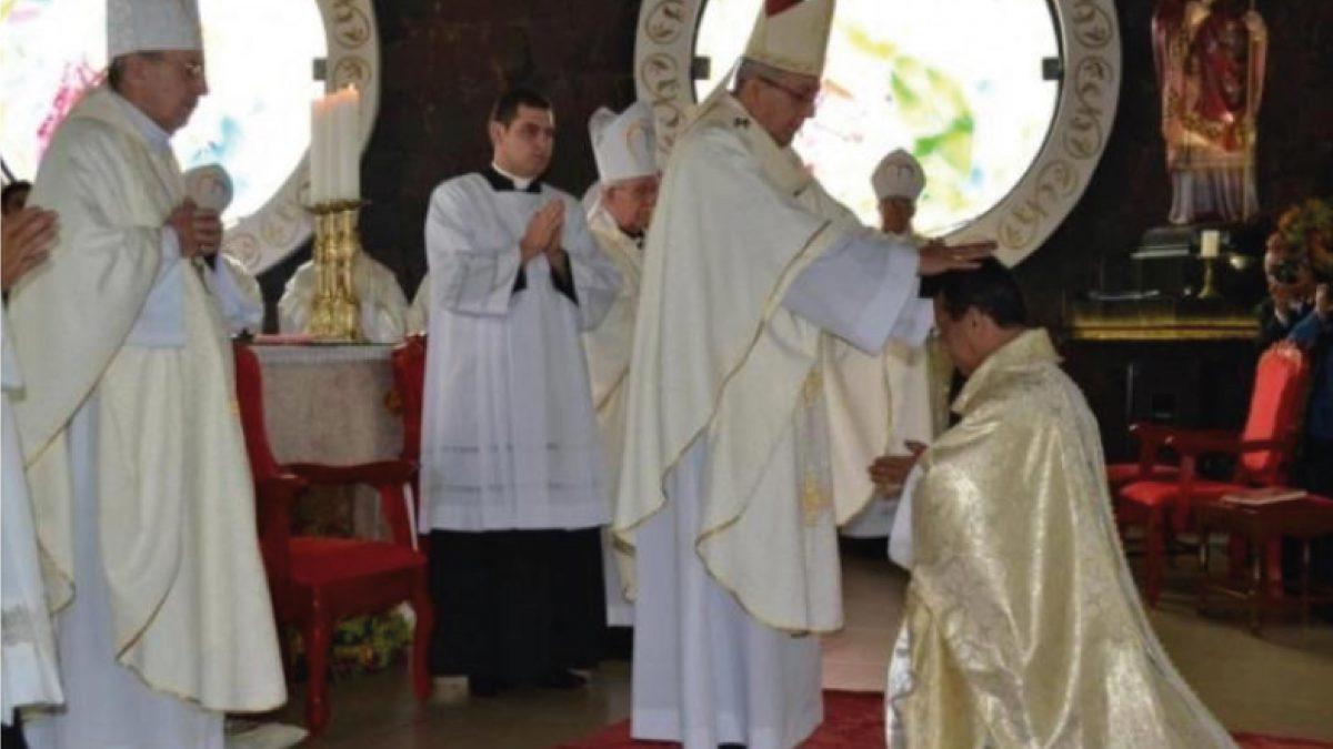Nuevo obispo será ordinario del lugar