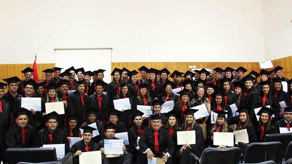 Graduación del Curso de Especialización en Educación Intercultural Bilingüe