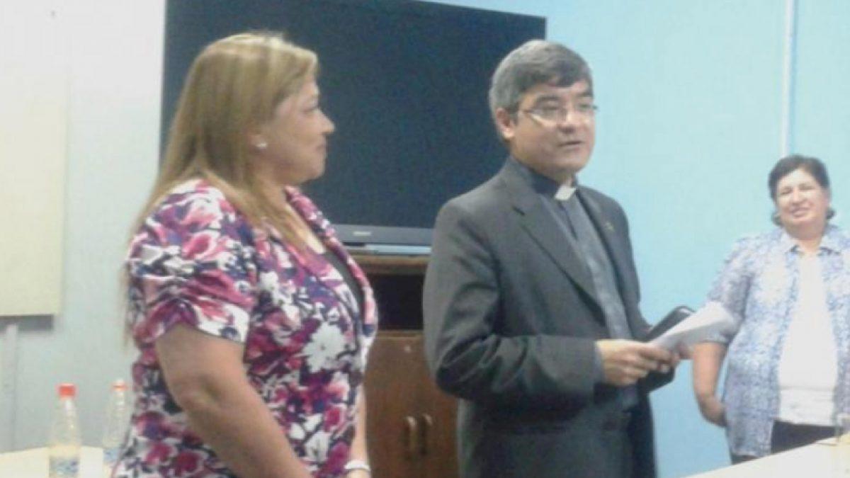 Nueva directora general del Campus de Itapúa