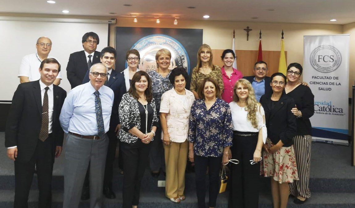 Fonoaudiología celebra su 10° aniversario