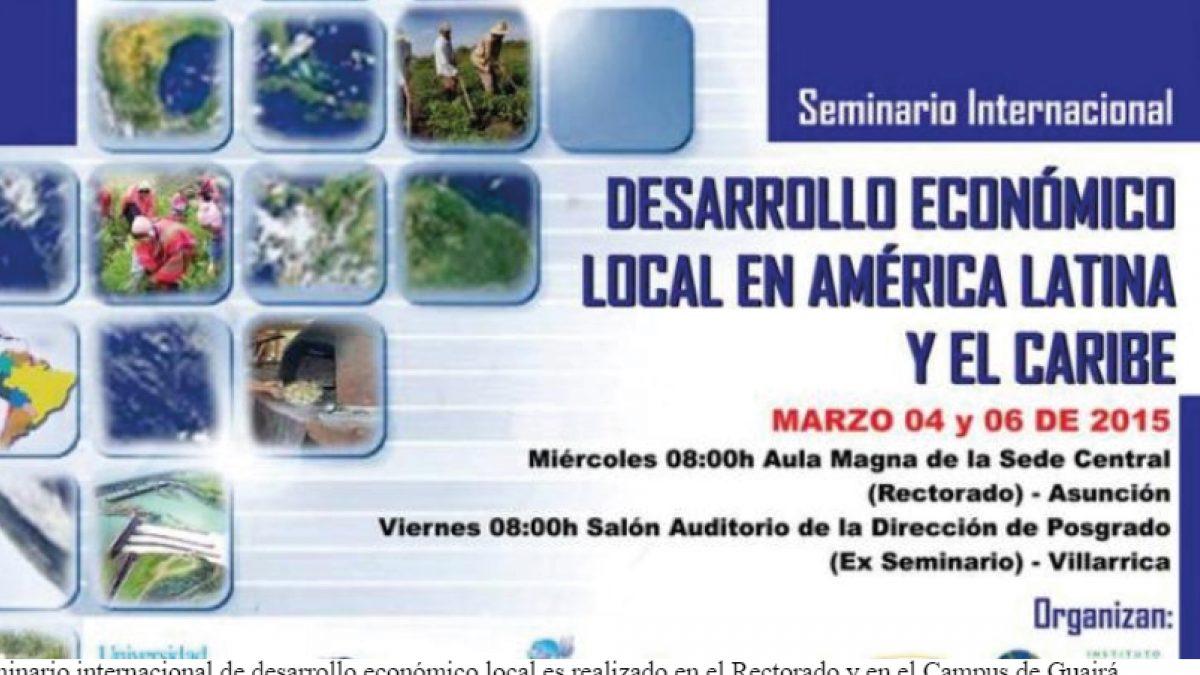 Debaten rol de universidades en desarrollo regional