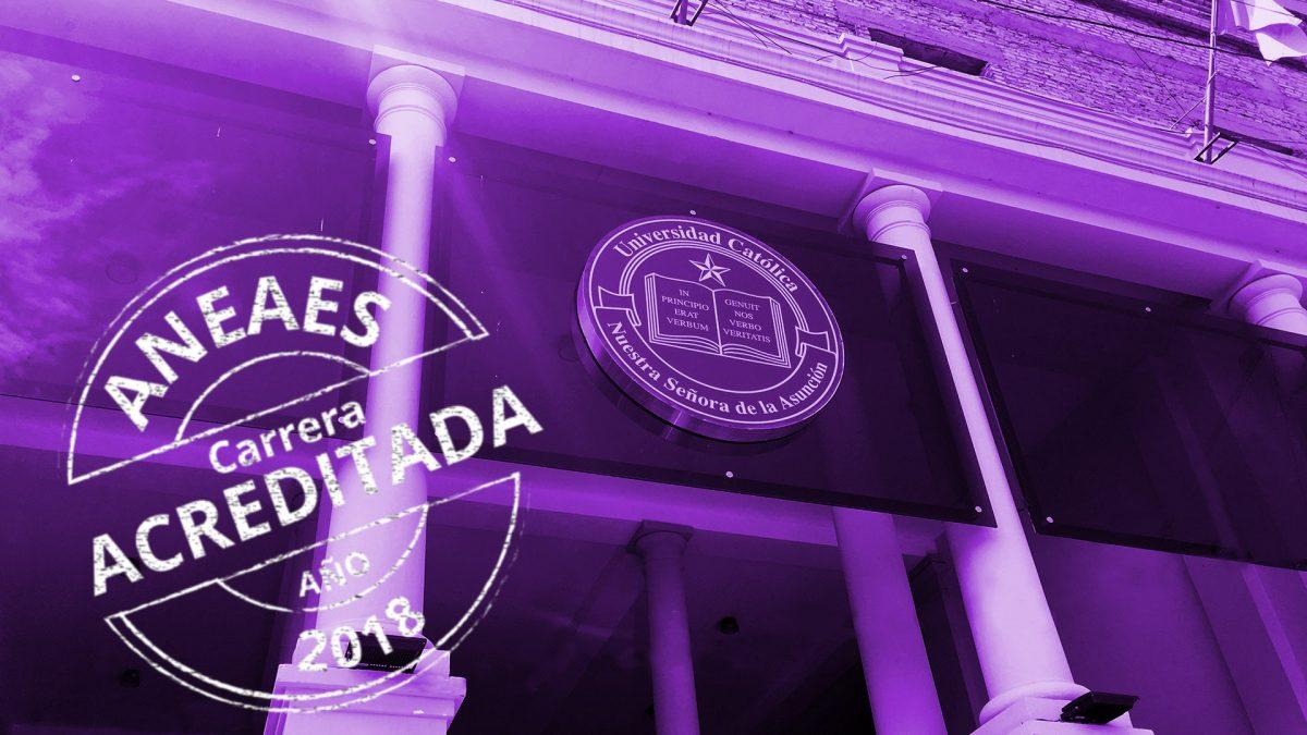 ANEAES acredita Administración de Empresas Campus Asunción