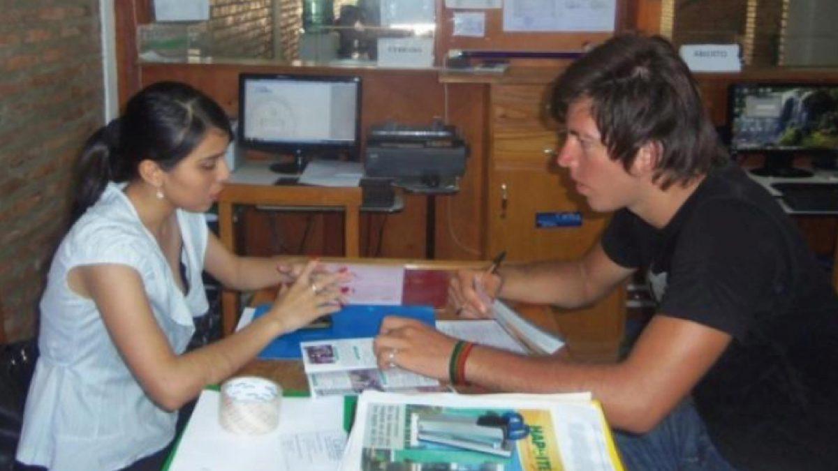 Carapeguá inscribe a 130 nuevos alumnos