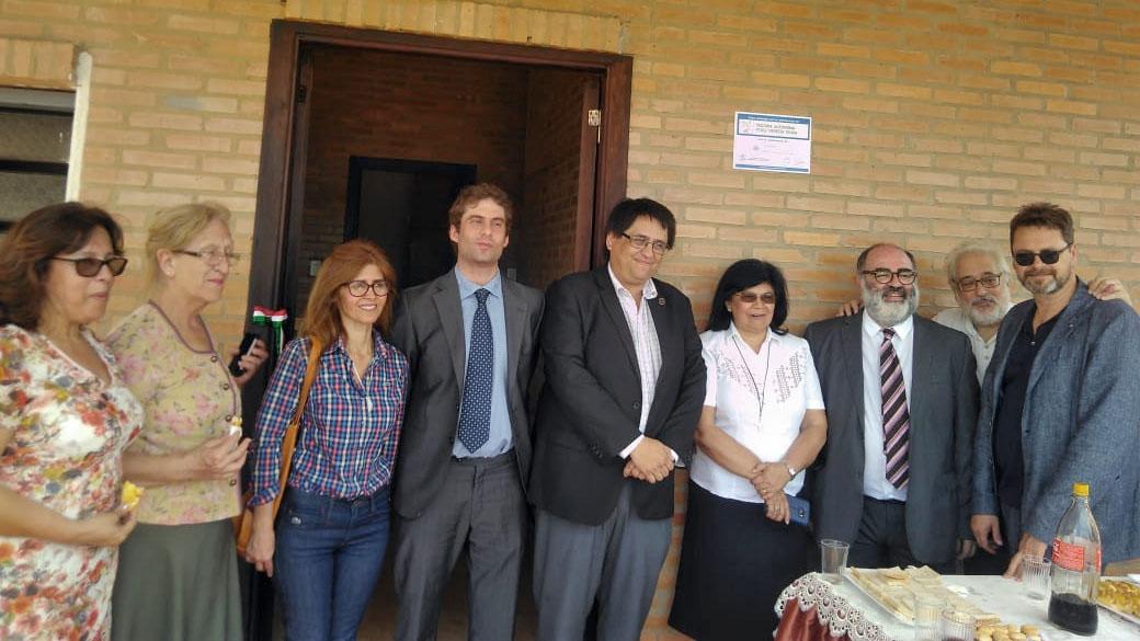 La UC en alianza con la Universidad de Trieste (Italia) por los niños de Carapeguá