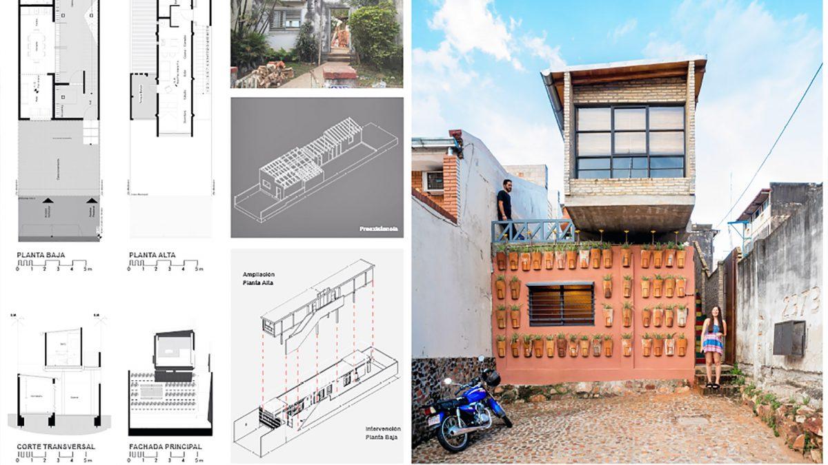 Docentes y egresados de Arquitectura – Itapúa logran primer premio en Bienal de Quito