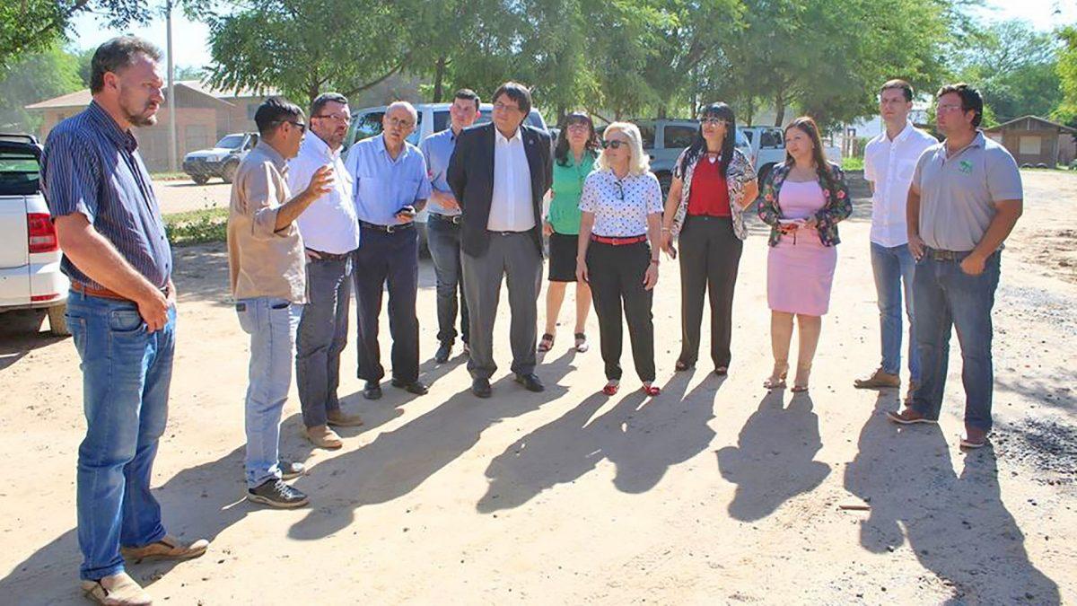 La UC en el Chaco: Trabajando por la concreción
