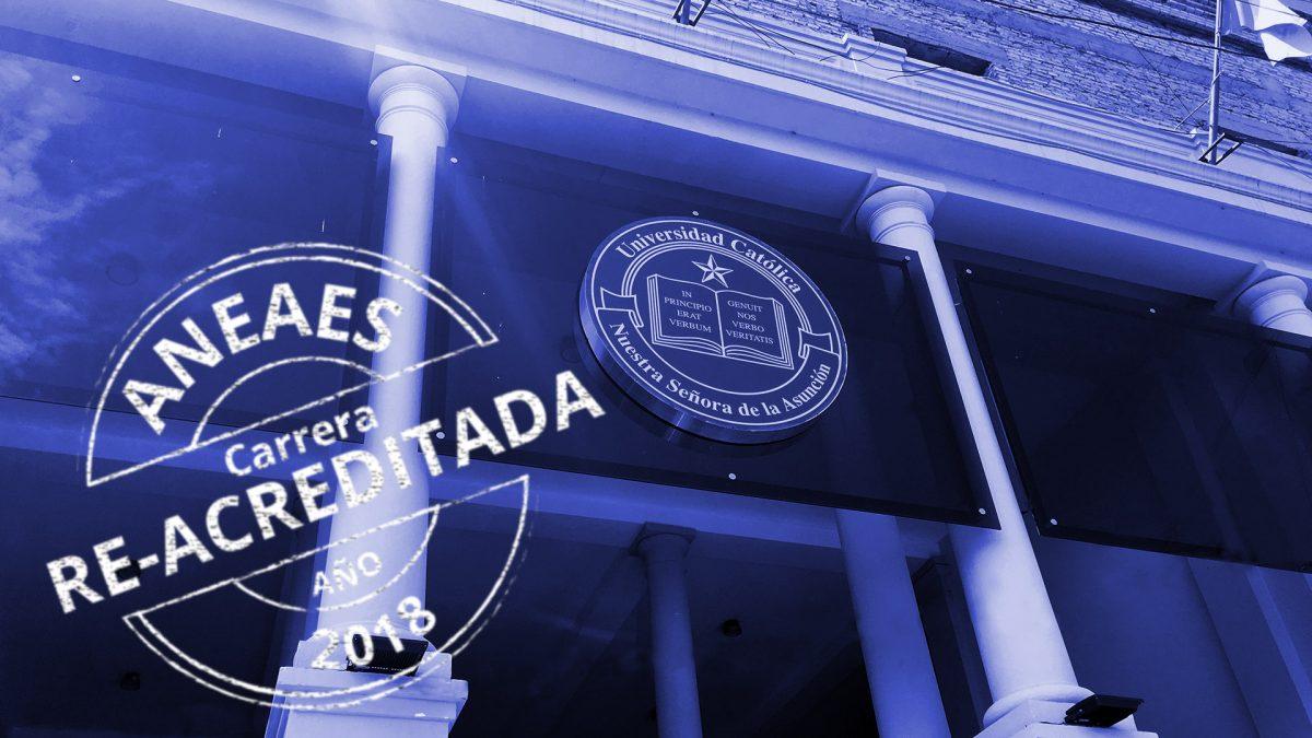 Carrera de Derecho del Campus Concepción es re-acreditada