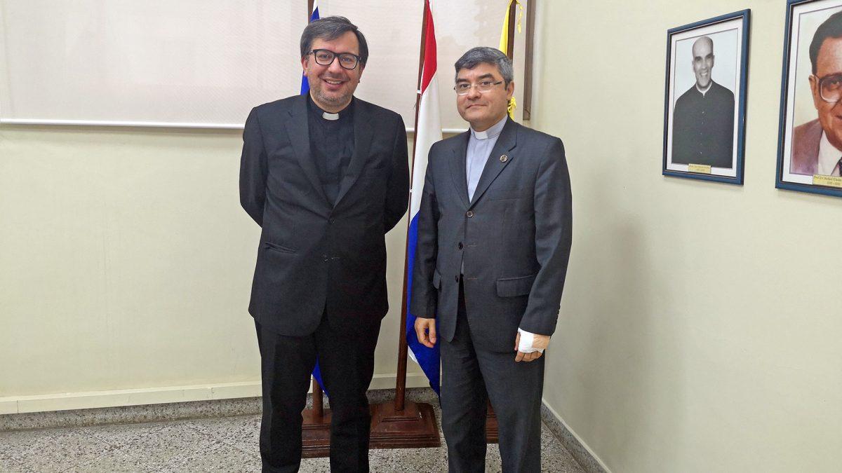 UC de Paraguay y de Uruguay intercambian experiencias pedagógicas