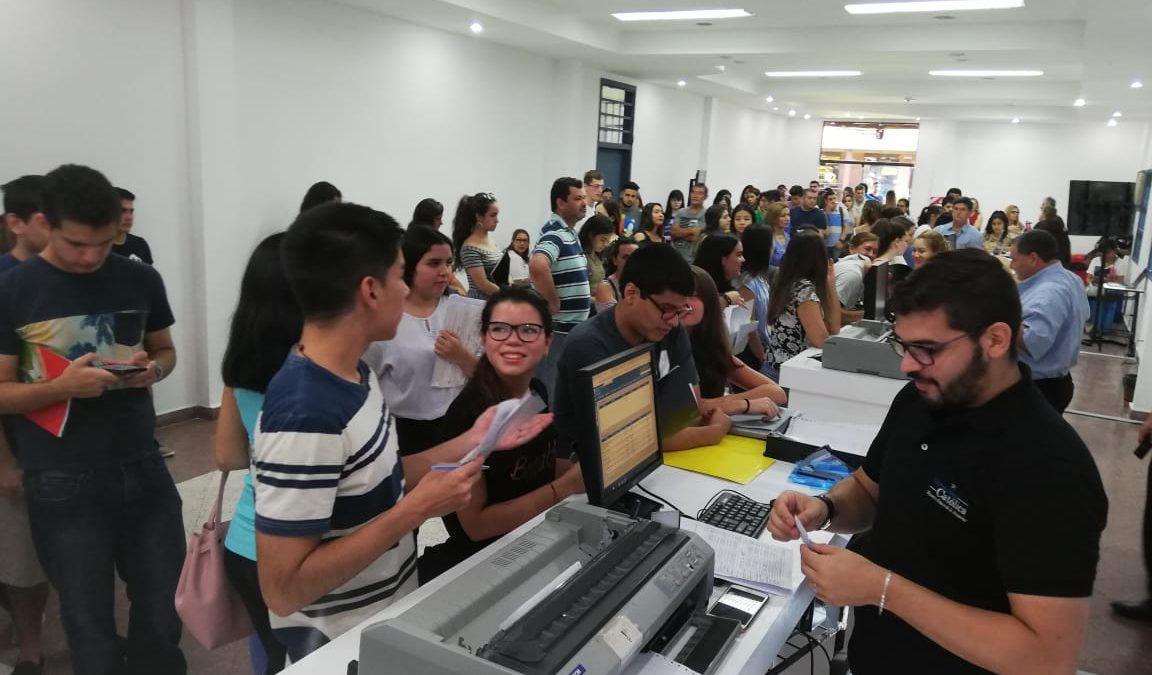 UC inicia el periodo de inscripciones para el periodo 2019