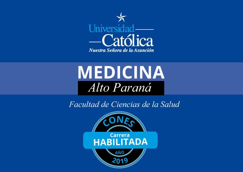 CONES habilita carrera de Medicina en Alto Paraná
