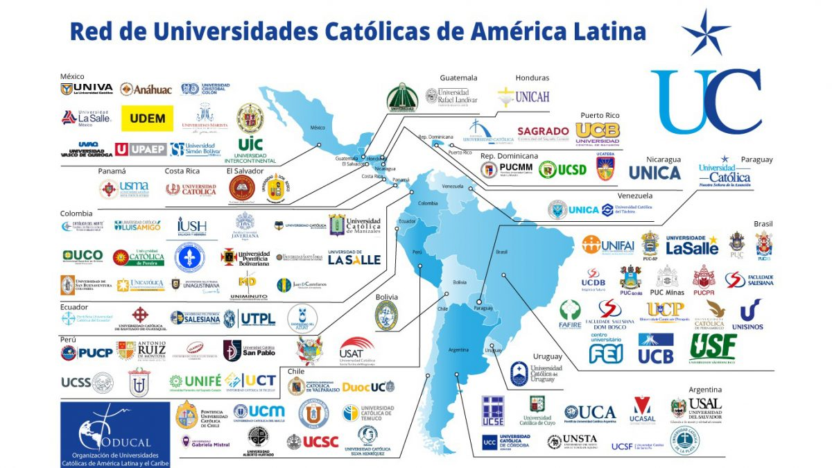 La UC integra la mayor red de universidades de América Latina y el Caribe