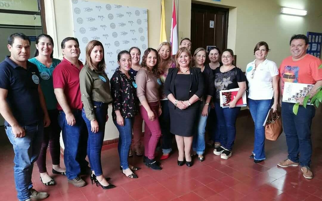 Campus de Guairá habilita la Maestría en Finanzas Corporativas y la Capacitación en Gestión de Talento Humano