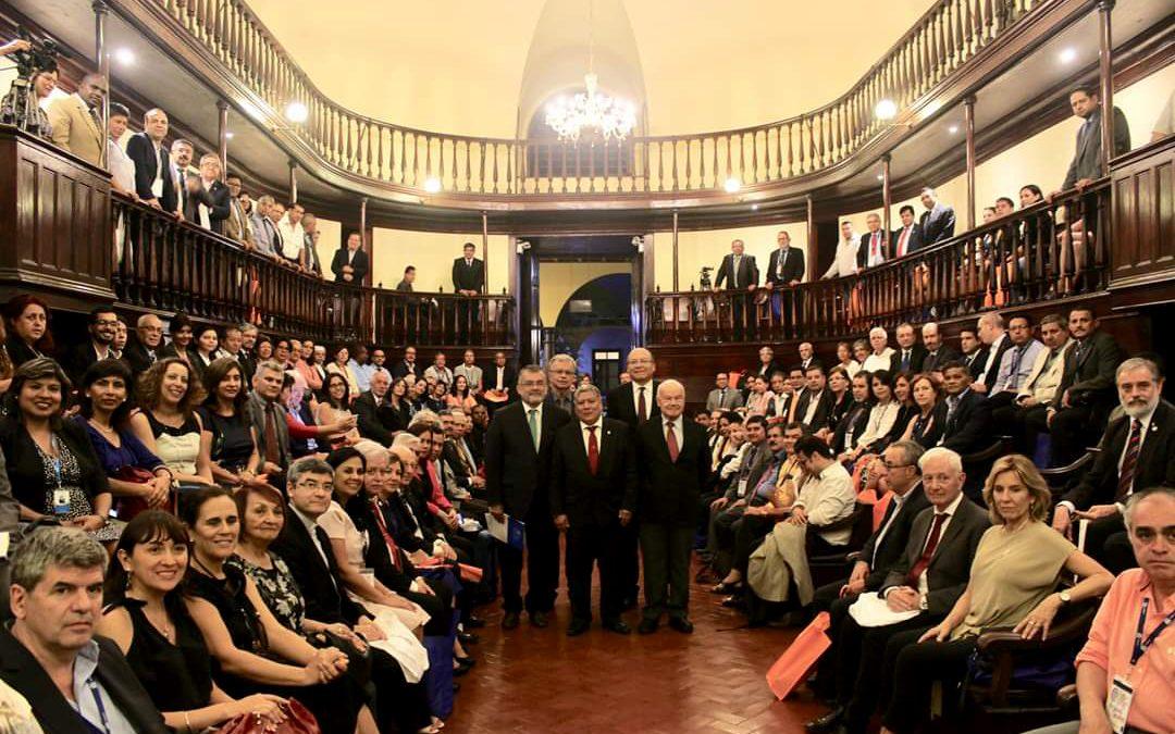 La UC participa del IX Encuentro de Redes de Educación Superior y Consejos de Rectores de América Latina y el Caribe