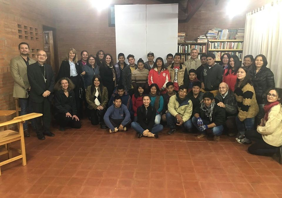Charla sobre la Cultura letrada guaraní en las Misiones Jesuíticas