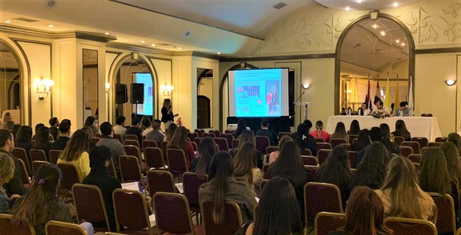 III Congreso de Estudiantes de Nutrición en Asunción