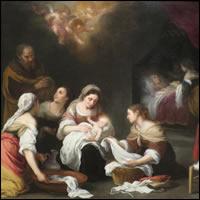 Nacimiento de Juan el Bautista
