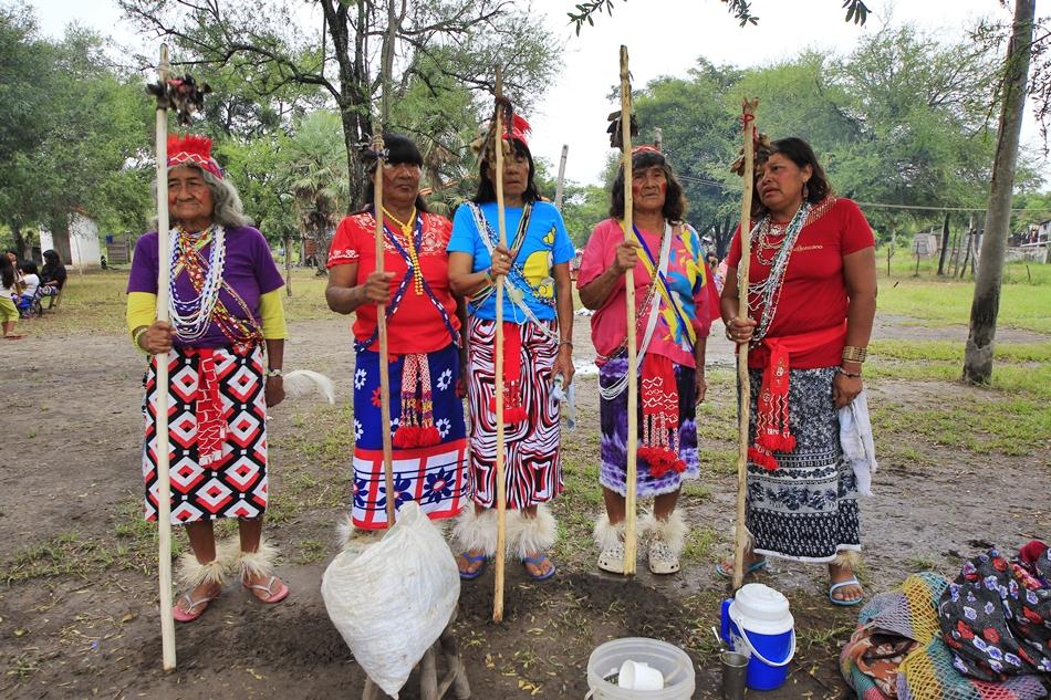 Encuentro de lingüística indígena de Asunción