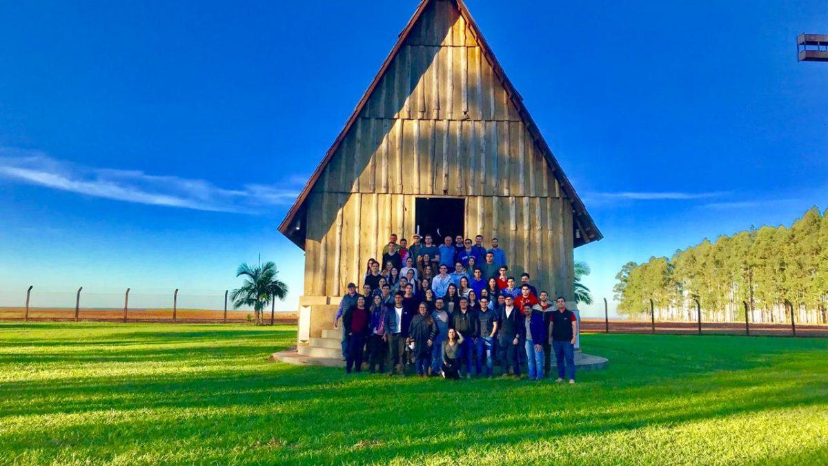 Estudiantes realizan una expedición para conocer el potencial productivo del Paraguay