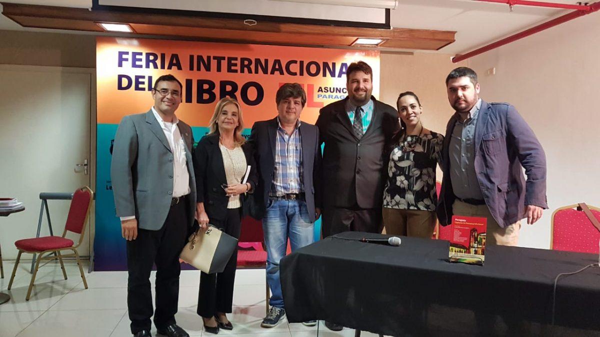 """CEADUC presentó el libro """"Paraguay. Capítulos de Prosopografía Social"""""""