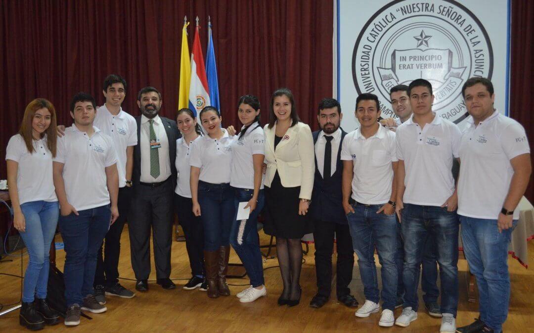 Realizaron la III Jornada de Ciencias e Ingenierías en el Campus Guairá