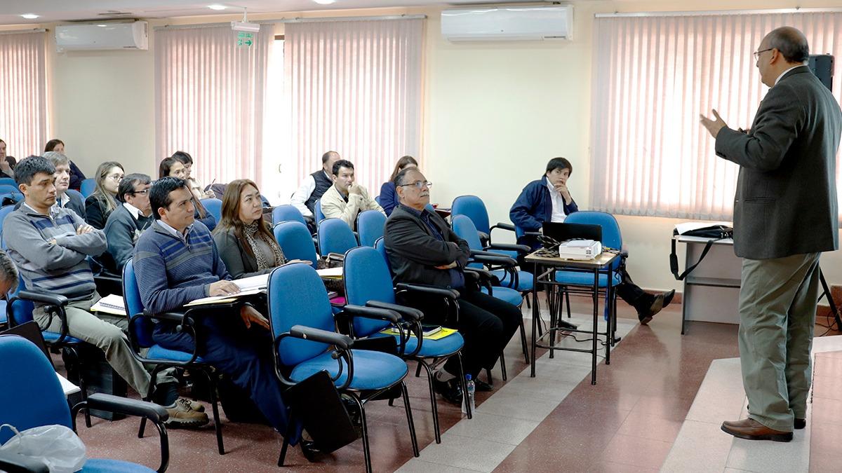 Jornada de trabajo de autoridades de Unidades Pedagógicas