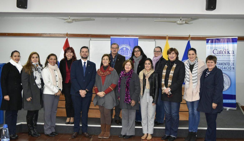 Capacitan a docentes para formación de Comité de Ética en Investigación