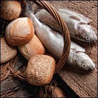 ¡Comparte tu pan!