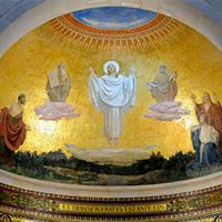 Jesús se hizo acompañar de Pedro, Santiago y Juan