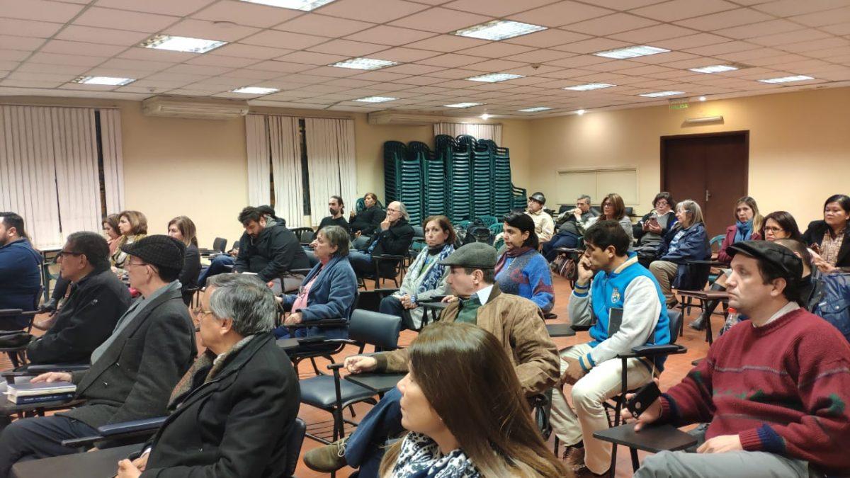 Iniciaron los Claustros Consultivos para el periodo 2020-2025 de la UC en Campus Asunción