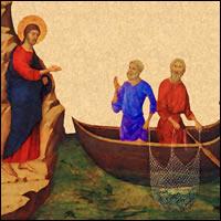 Sube, Señor, a mi barca