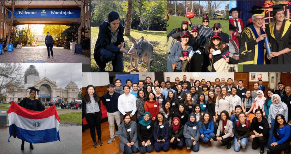 Egresada comparte experiencias de posgrado en Australia