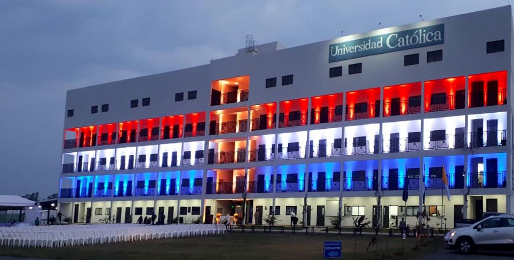 Se inauguró el segundo bloque en la Unidad Pedagógica Guarambaré