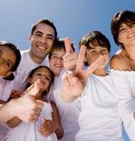 Familia, pieza clave para la paz