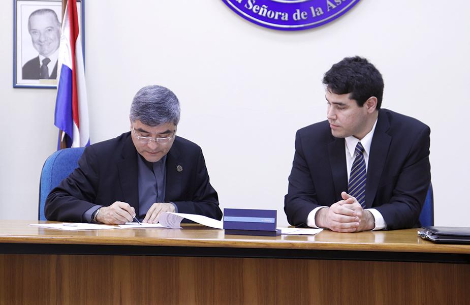 UC y la Secretaría del Mercosur firman acuerdo de cooperación mutua