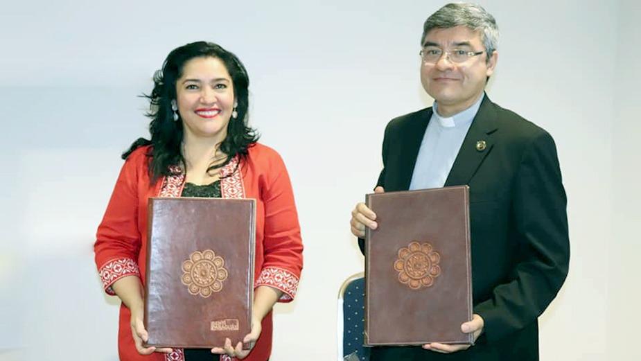 UC y la Senatur firman convenio de cooperación