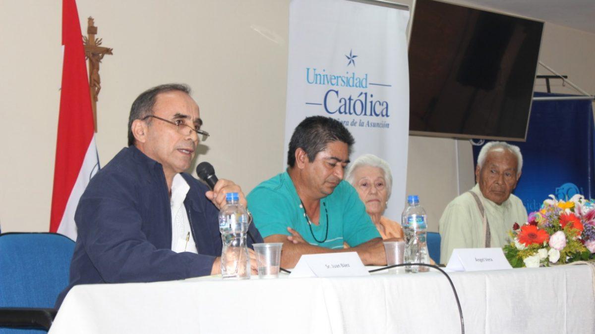Conversatorio «Medicina Tradicional vs. Medicina Moderna, desde la perspectiva indígena y no indígena»