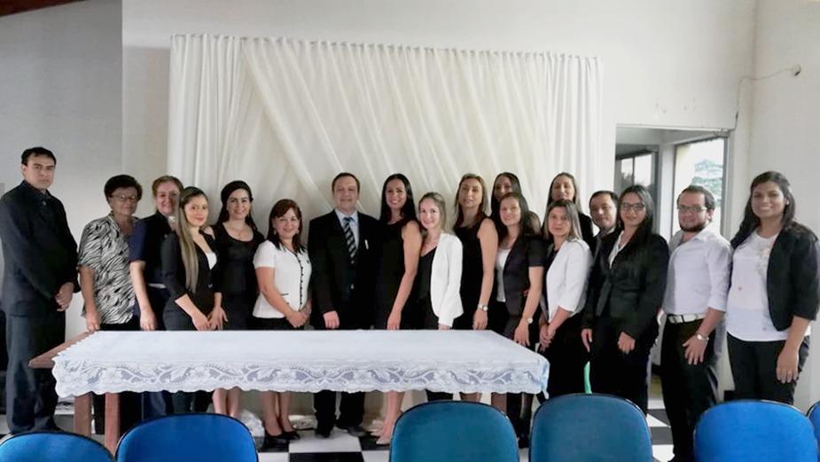 Culminó el posgrado de «Especialización en Nutrición Clínica Metabólica» en Concepción