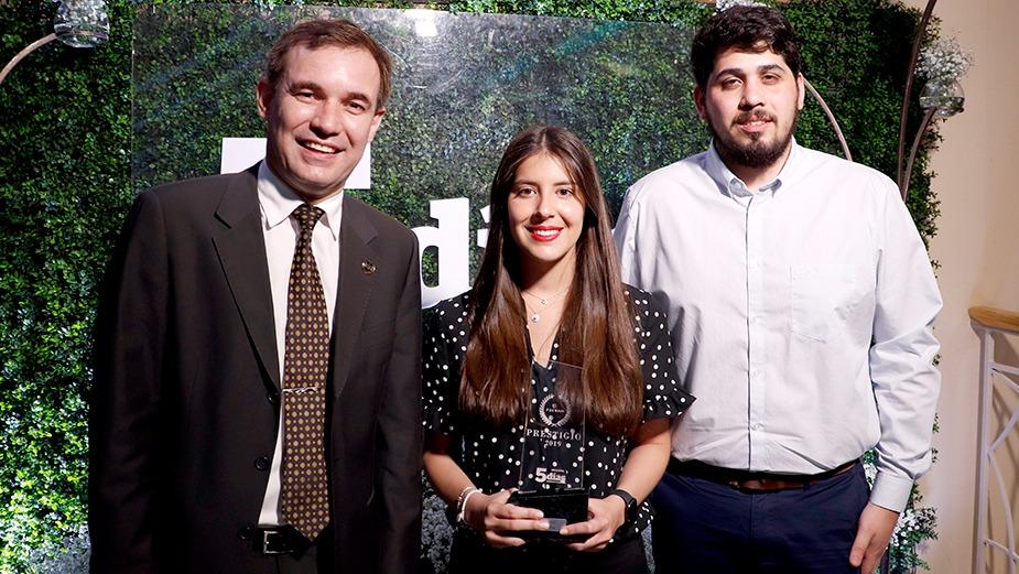La Universidad Católica recibe el Premio Prestigio por 3° año consecutivo