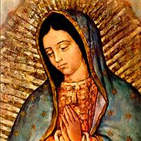 Jesús enséñame a llevarte como te lleva María