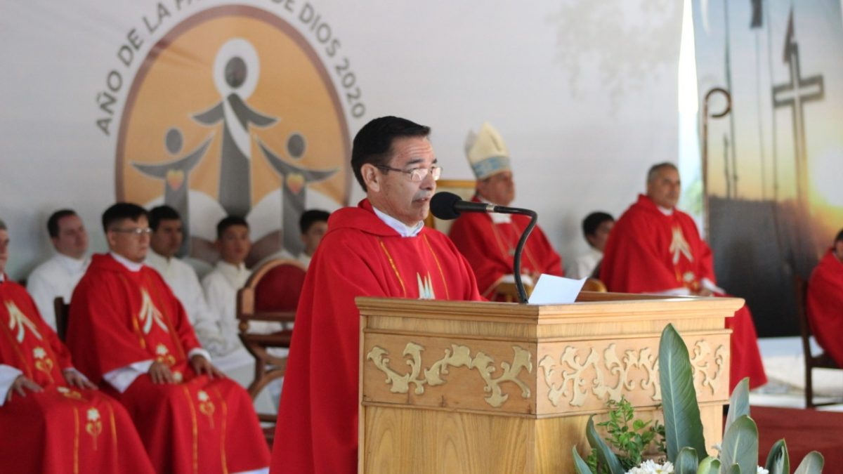 Tercer día del Novenario a la Virgen de Caacupé