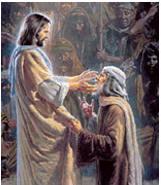 Jesús cura