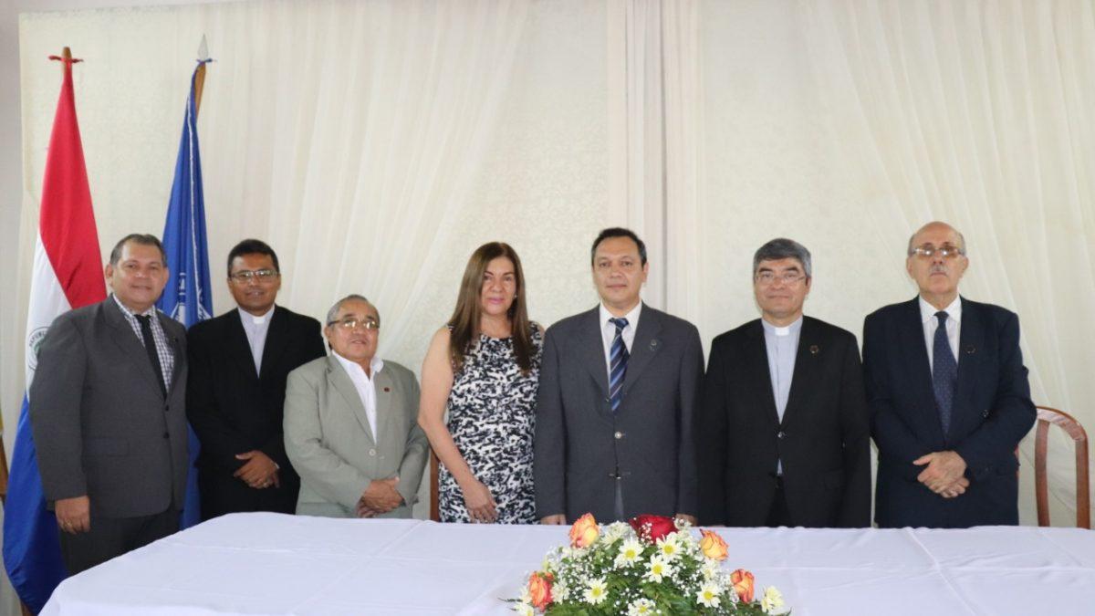 Autoridades del Campus Universitario Concepción tomaron posesión de sus cargos