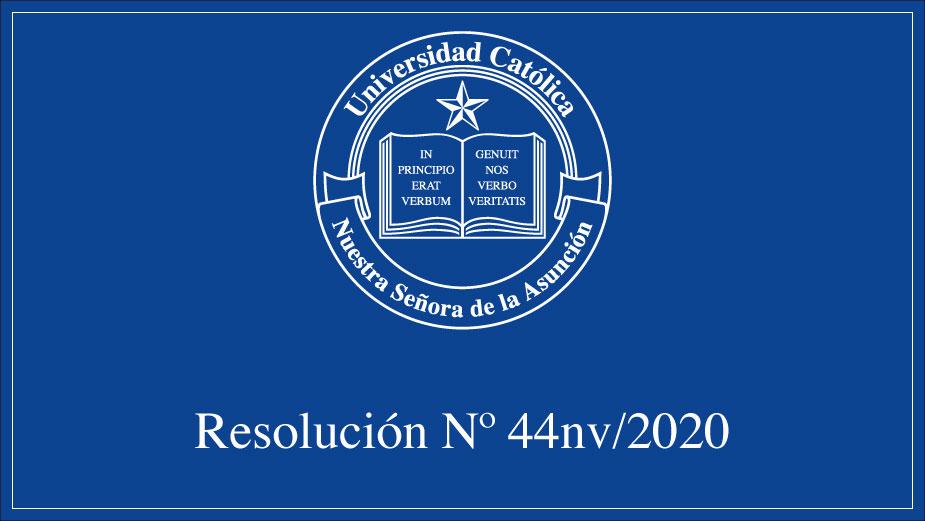 El Rectorado de la UC dispuso medidas académicas y administrativas para acompañar resolución del Poder Ejecutivo